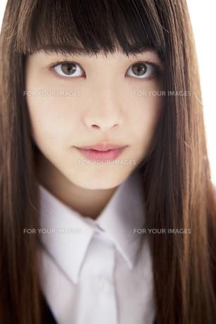 10代日本人女性のビューティーイメージ FYI00994299