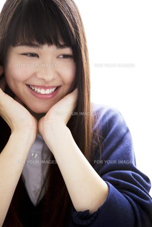 10代日本人女性のビューティーイメージ FYI00994511