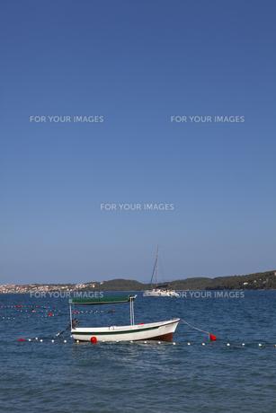 アドリア海沿岸船のある風景 FYI00997246