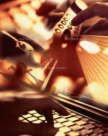 パソコンイメージ CG FYI01003412