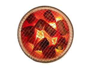 燃える炭 FYI01008714