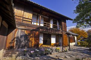 小布施の高井鴻山記念館 FYI01011204