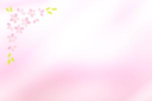 桜の花びらの春イメージ FYI01016695