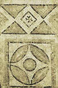 古代のモザイク FYI01019611