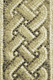 古代のモザイク FYI01019718