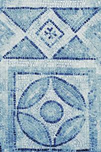 古代のモザイク FYI01019772