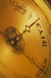 アンティークの気圧計 FYI01019865