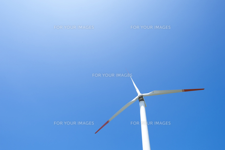 風力発電 Fyi01023389 気軽に使える写真イラスト素材 Foryourimages