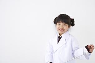 白衣の少女 FYI01032110