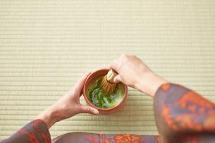 茶道とお茶のイメージ FYI01034187