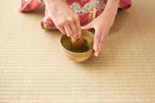 茶道とお茶のイメージ FYI01034261