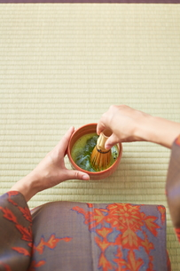 茶道とお茶のイメージ FYI01034279
