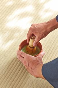 茶道とお茶のイメージ FYI01034292