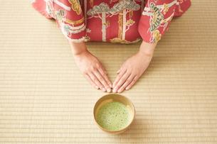 茶道とお茶のイメージ FYI01034327