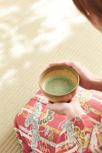 茶道とお茶のイメージ FYI01034357