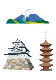 五重の塔の写真イラスト画像素材 Foryourimages
