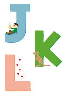 アルファベットJKL FYI01050478