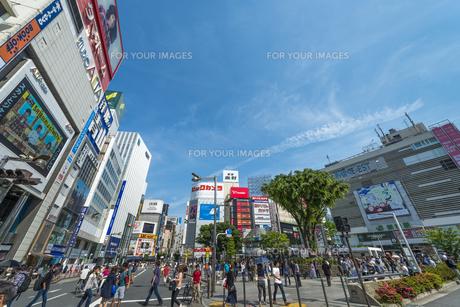 新宿駅・東口前 FYI01057065