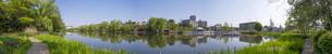 石神井公園・石神井池(ボート乗り場パノラマ) FYI01057082