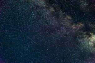 星野(わし座アルタイル、アルシャイン、タラゼド、天頂で左が東) FYI01057114