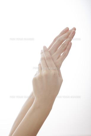女性の手 FYI01096580