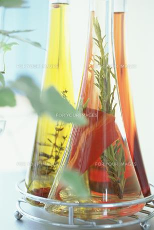 ハーブオイルのボトルの素材 [FYI01121210]