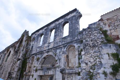 ディオクレティアヌス宮殿東側の門 FYI01132306