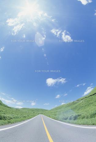 道と太陽 FYI01146526