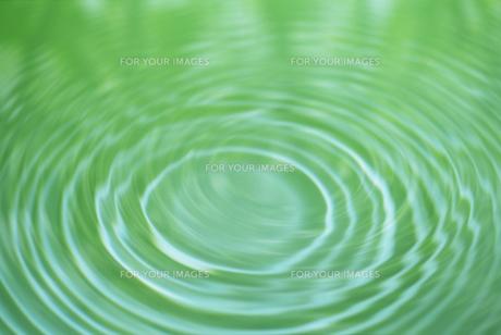水面の波紋 FYI01146551