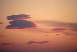 夕景の雲 FYI01146615