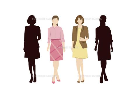 働く女性 Fyi01157703 気軽に使える写真イラスト素材 Foryourimages