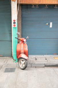 オートバイのある風景 FYI01175295