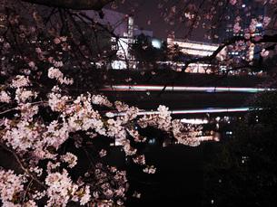 東京 神楽坂 春の夜景 FYI01176250