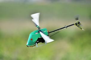 自作のラジコンヘリコプター FYI01189934