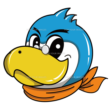 ペンギン キャラクターイラスト オス FYI01217934