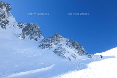 山の写真素材 [FYI01218185]