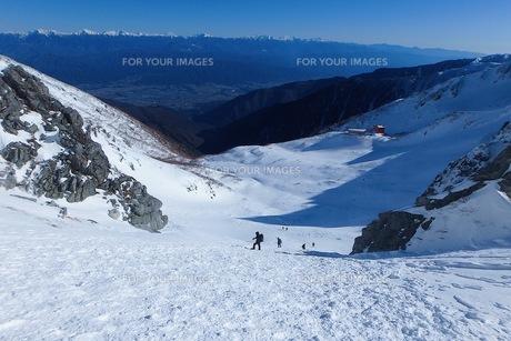 山の写真素材 [FYI01218191]