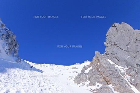 山の写真素材 [FYI01218193]