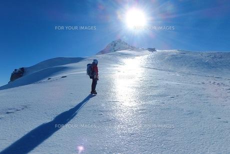 山の写真素材 [FYI01218196]