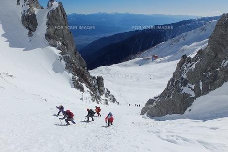 山の写真素材 [FYI01218225]
