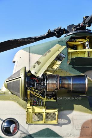 CH-47Jのエンジン FYI01219075