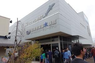 沼津港深海水族館の写真素材 [FYI01231887]